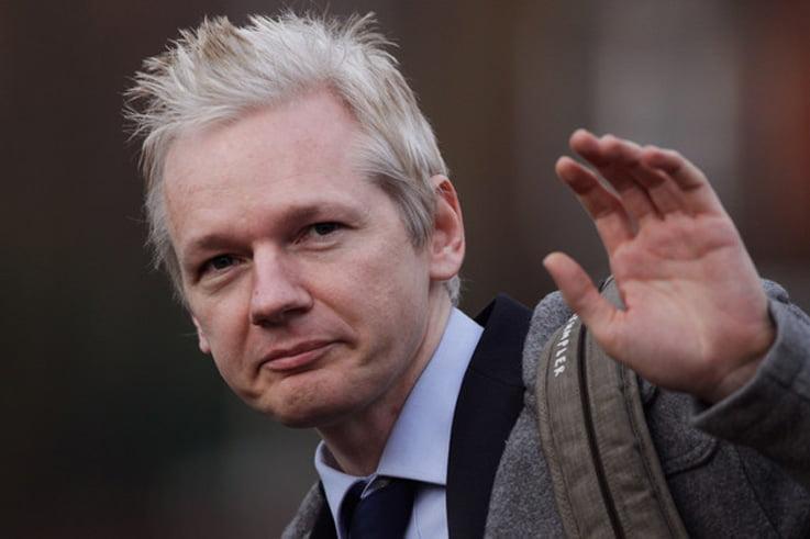 Azil politic in Ecuador pentru Julian Assange