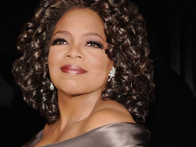 Oprah, cea mai bine platita celebritate din industria de divertisment