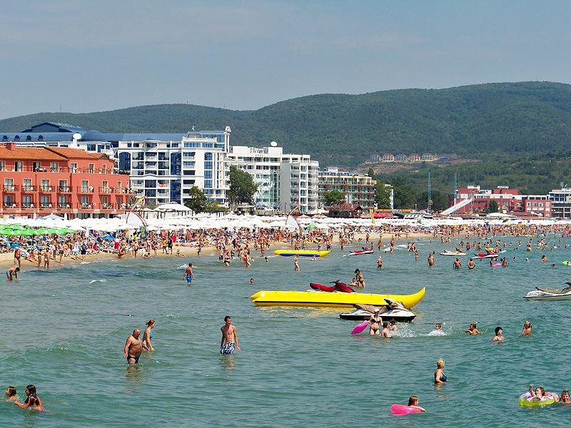 Bulgaria a adunat 6 milioane de euro din concesionarea plajelor in 2011