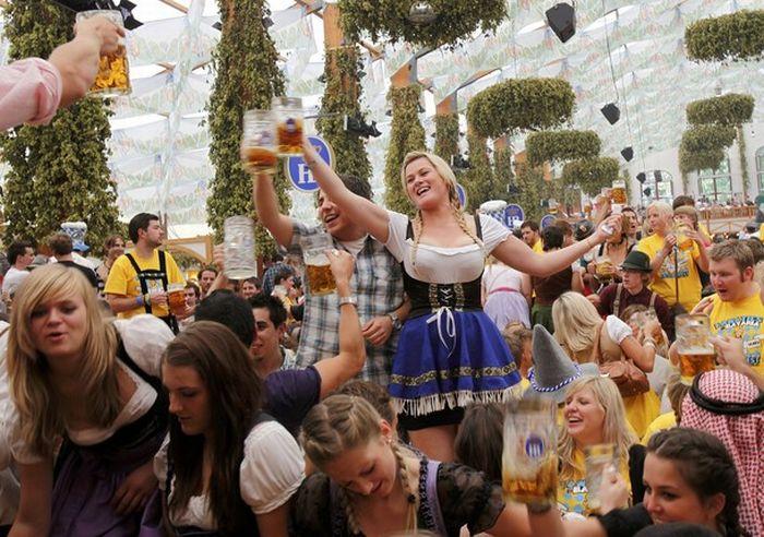 Festivalurile  toamnei in Europa