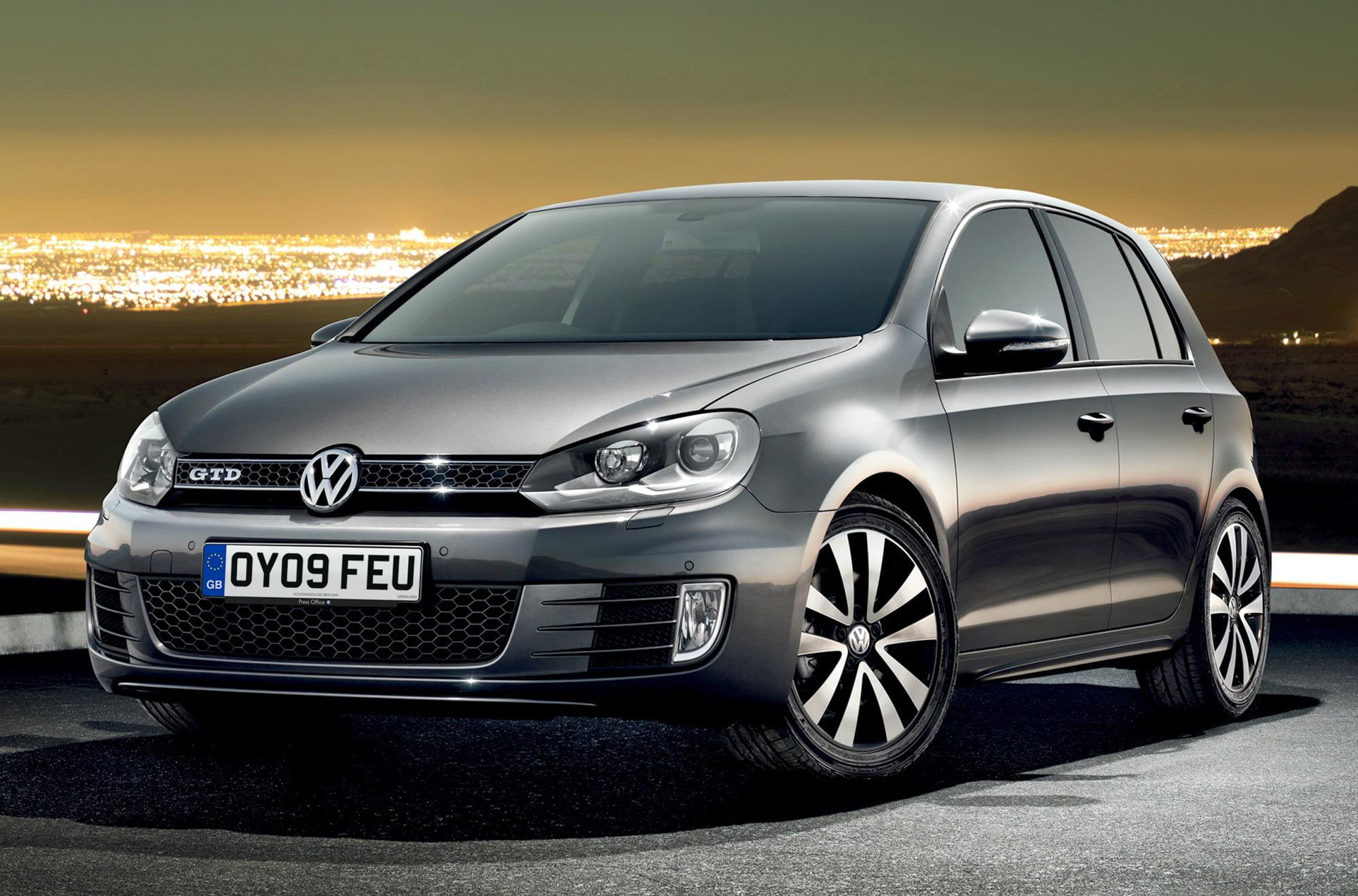Volkswagen,  in topul celor mai vandute masini in august