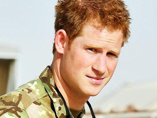 Talibanii afgani vor sa-l ucida pe printul Harry