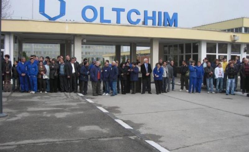 Guvernul va acorda ajutoare sociale angajatilor Oltchim