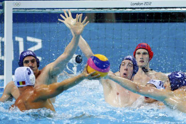 Nationala de polo a Romaniei va intalni Italia, Rusia si Ungaria in Liga Mondiala