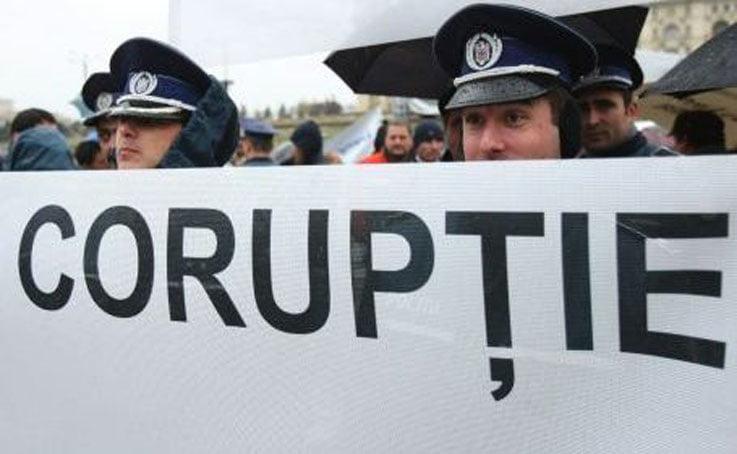 Coruptia din Romania depaseste de patru ori media europeana!