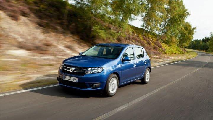 Dacia a prezentat noile modele Sandero si Logan la Paris. Care va fi pretul de pornire
