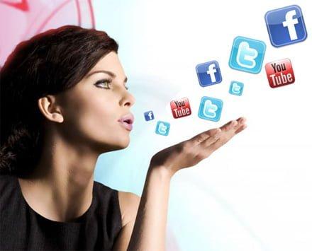 Topul retelelor sociale din lume