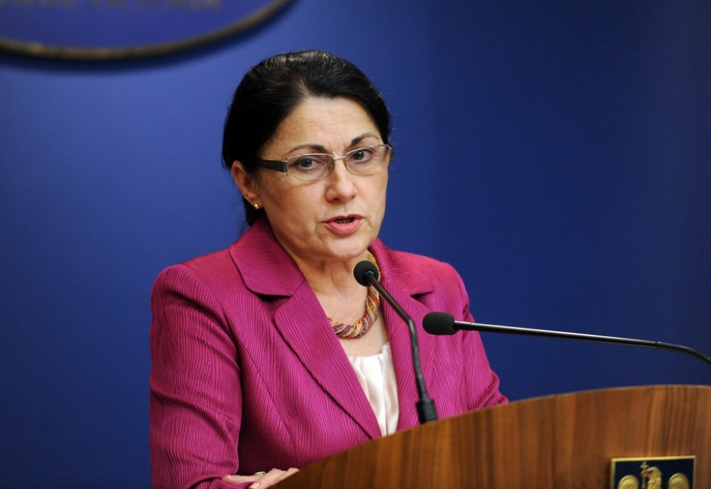 Inca un lider PSD isi une cenusa in cap! Ecaterina Teodorescu: Ordonanta a fost o GRESEALA!