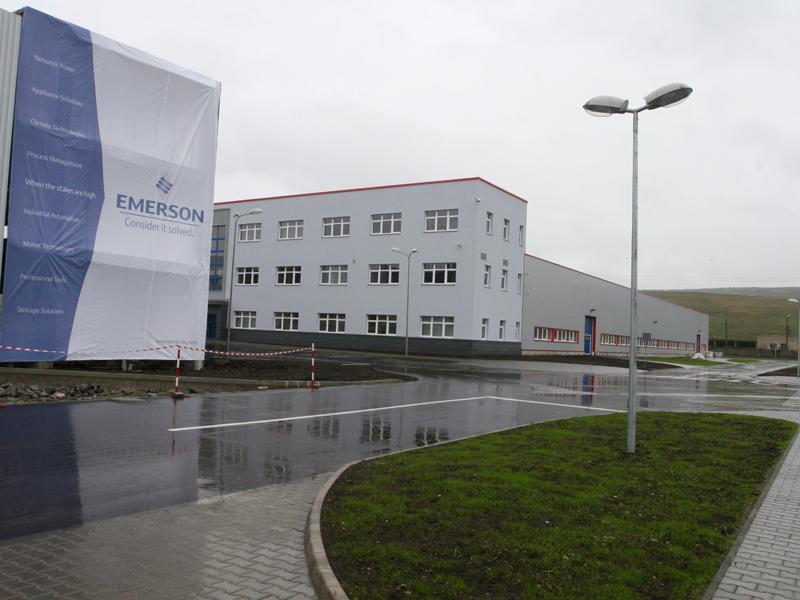 Emerson investeste 50 de milioane euro in Oradea. Vor aparea 1.500 de locuri de munca noi