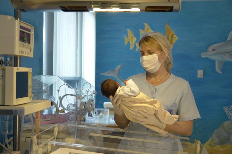 MedLife Grivita este prima maternitate privata din Capitala acreditata de UNICEF