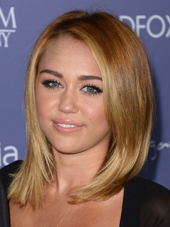 Miley Cyrus, moment jenant al carierei