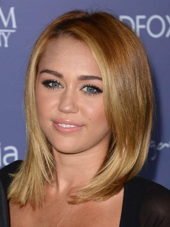 Miley Cyrus, moment jenant al carierei