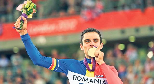 Medalie de aur si record paralimpic pentru Romania