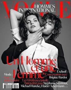 Revista Vogue – scandal creat de coperta ultimei editii