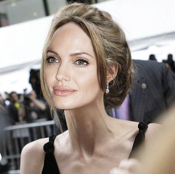 Bolnava de ficat, Angelina Jolie a ajuns la 43 kg!
