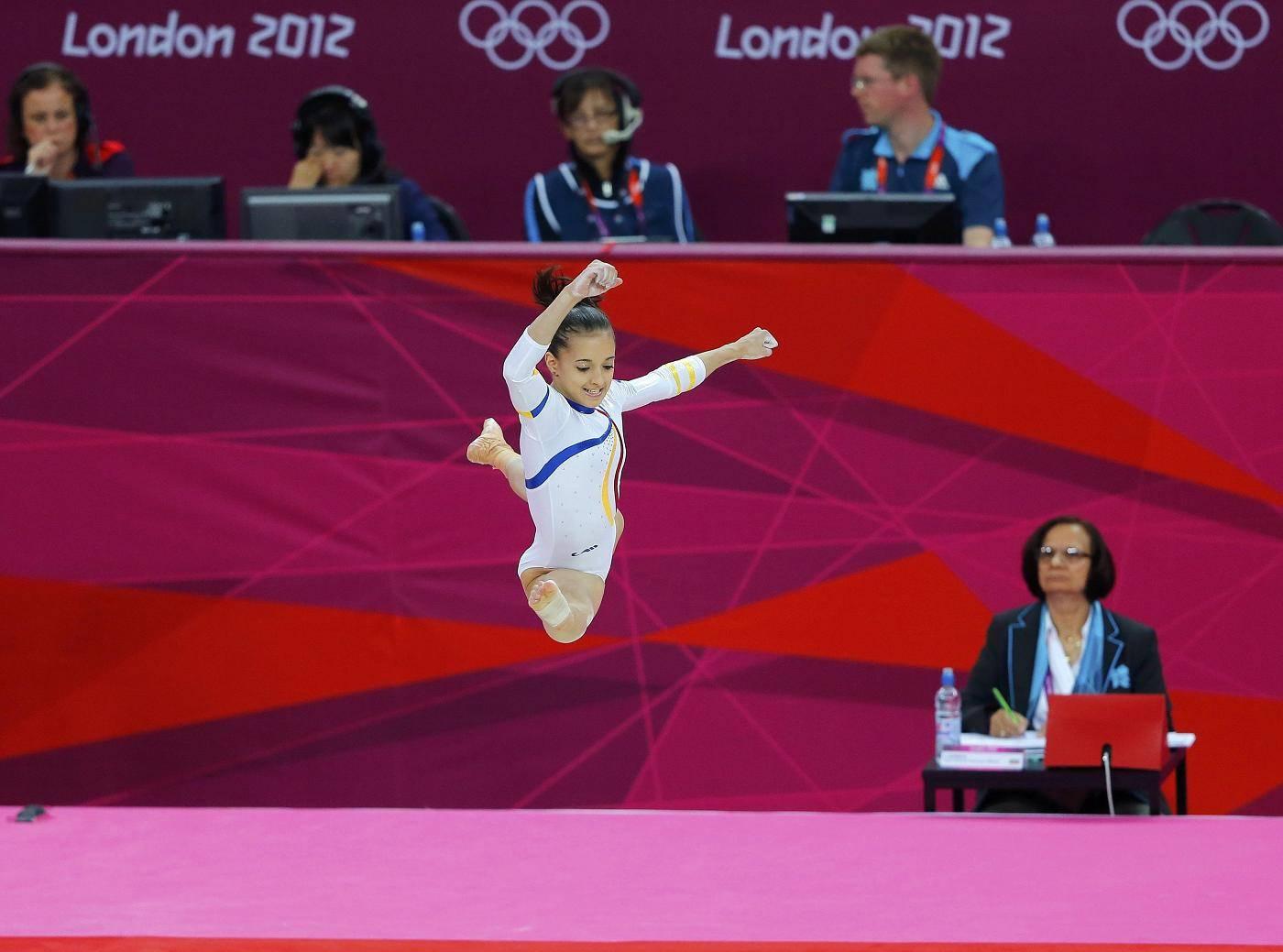 FIG: Mai multi arbitri au dat dovada de partinire in concursul feminin de gimnastica de la JO