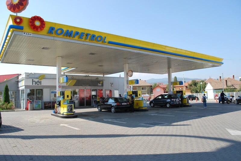 Investitii pe piata carburantilor. Rompetrol vrea sa deschida 350 de benzinarii noi in regiune