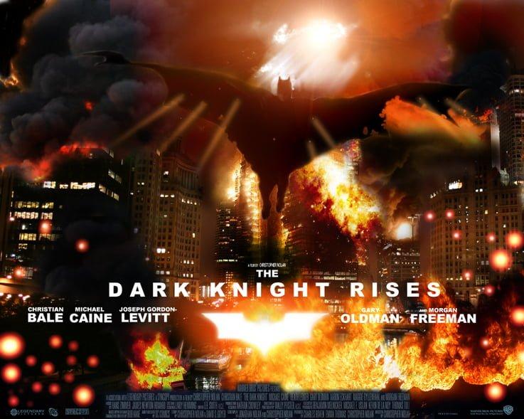 """The Dark Knight Rises"" a depasit pragul de 1 miliard de dolari din incasari pe plan mondial"