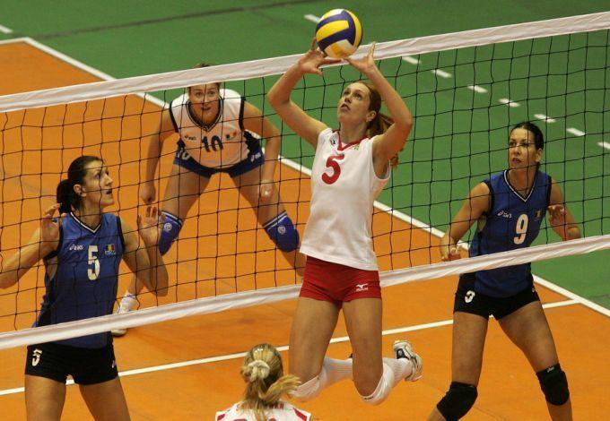 Romania-Portugalia, scor 3-0, in primul meci din preliminariile CE de volei din 2013