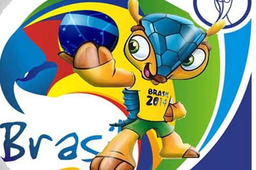 Mascota Cupei Mondiale din 2014 a fost prezentata oficial