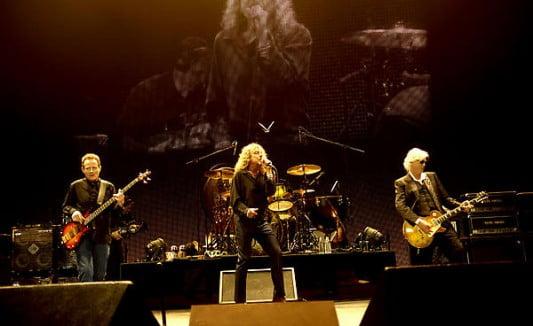 Led Zeppelin a refuzat 246 de milioane de euro pentru a se reuni