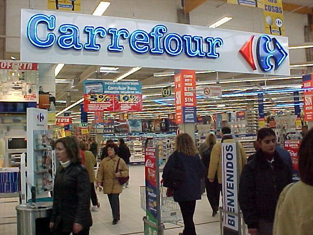 Vanzarile Carrefour s-au mai inviorat. Compania raporteaza cifre in crestere
