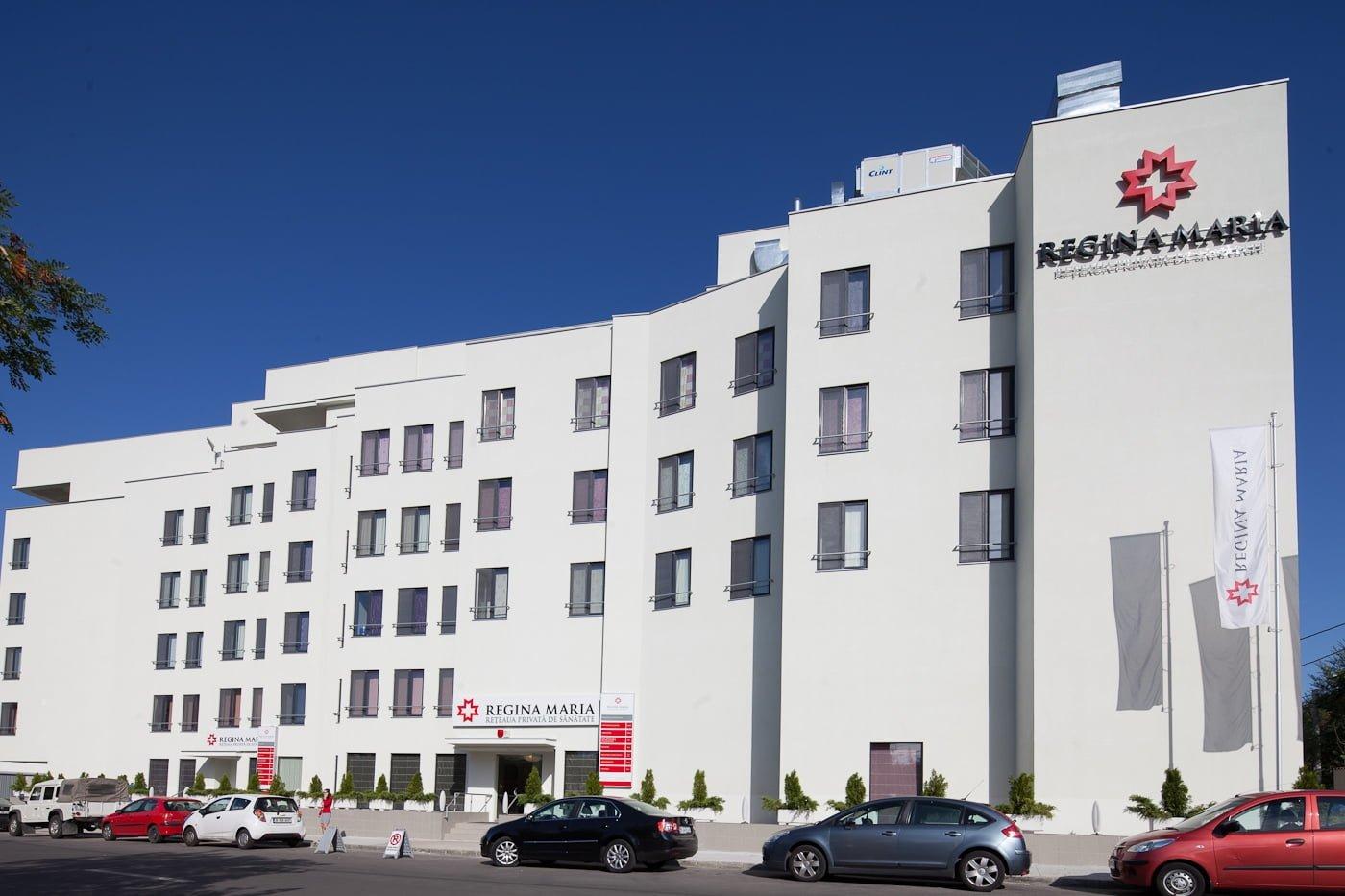 Reteaua Regina Maria a deschis Spitalul Baneasa