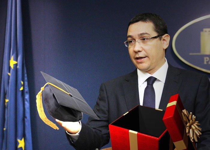 """Ce """"bombe cu ceas"""" a mostenit USL de la PDL? Ponta nominalizeaza pe prima pozitie crima organizata din ANAF"""