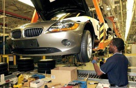BMW cauta locatie pentru o noua fabrica. Romania este in carti ca posibila zona de investitii