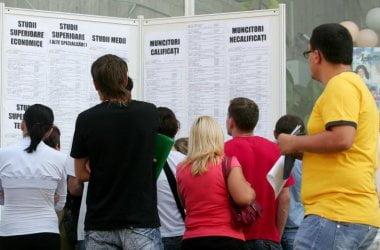 Pentru a evita violenta, guvernele trebuie sa se implice activ in redresarea pietei muncii