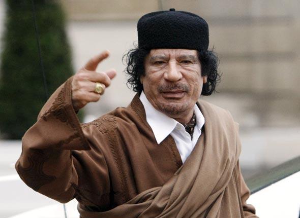 Moartea lui Kadhafi, planuita de Franta si Siria