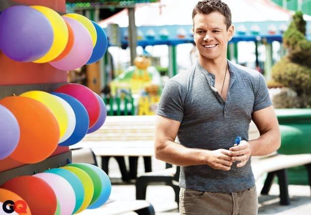 Actorul Matt Damon va filma la Bucuresti