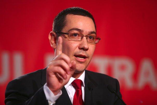 Ponta nu renunta la bacalaureatul profesional