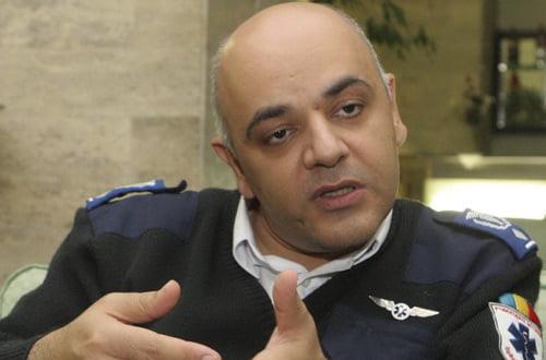 Raed Arafat a preluat conducerea Ministerului Sanatatii