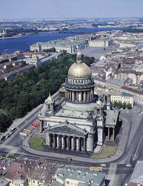 Sankt Petersburg si maretia unui Imperiu