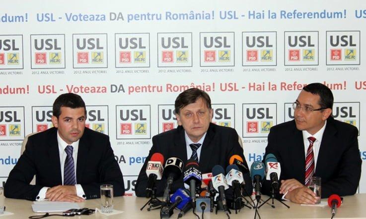 Liberalii au castigat negocierile in USL privind alocarea colegiilor din Capitala