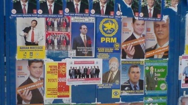 Cele mai neinspirate sloganuri de campanie pentru alegerile parlamentare 2012!