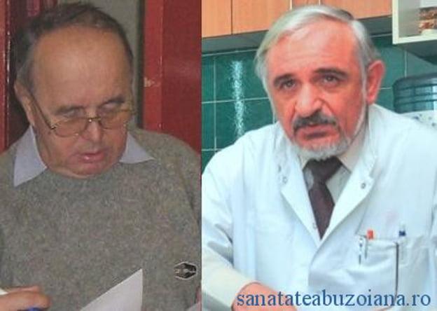 EXCLUSIV: Doctorii Ion Draghici si Adrian Dima, noii membri ai Comisiei de Disciplina a medicilor buzoieni