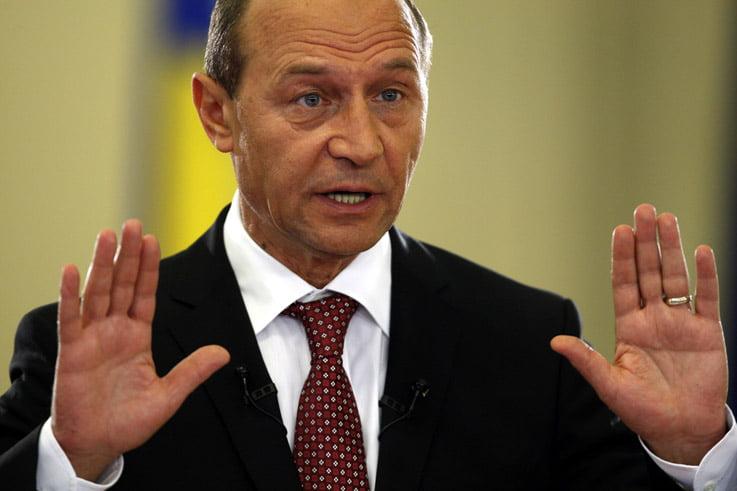 Traian Basescu se pregateste de o noua suspendare: Nu mi-e frica de politicieni!