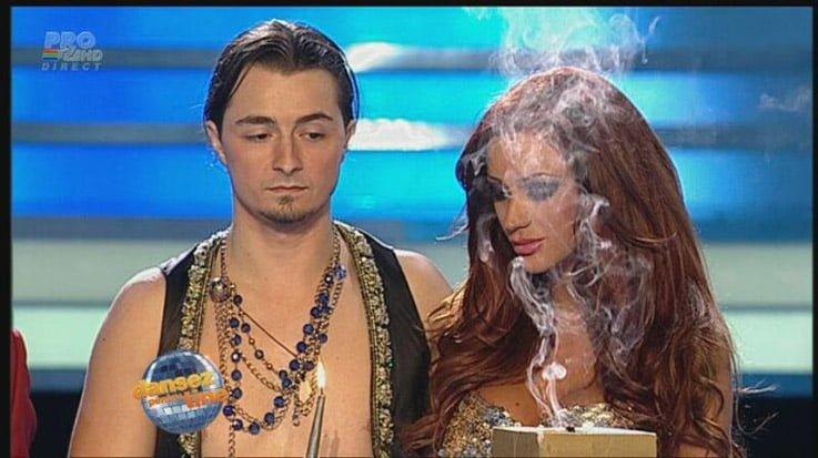 """Bianca Dragusanu paraseste """"Dansez pentru tine"""" dupa doua luni de chin!"""