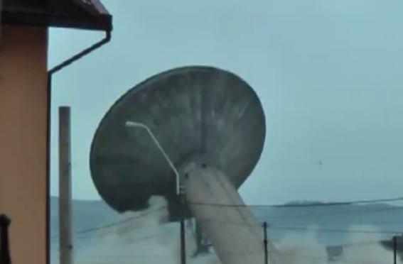 VIDEO Despăgubiri pentru gospodăriile distruse la detonarea eronată a unui turn de apă de la Mediaș