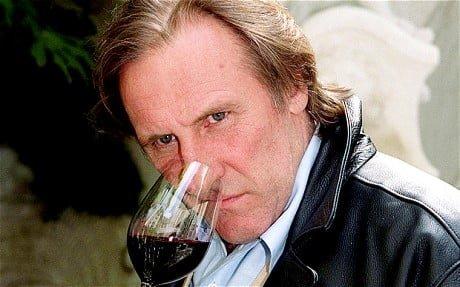 Gerard Depardieu, arestat dupa ce a avut un accident rutier