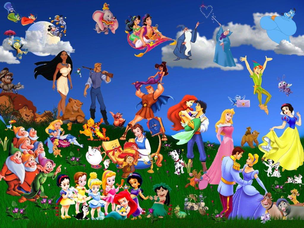 Desenele animate merg bine la bursa.Vezi cu ce filme si-a crescut Walt Disney profitul. Galerie video