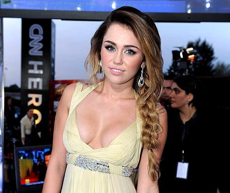 Hannah Montana, dorita intr-un film porno