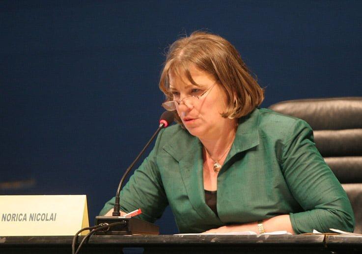 Norica Nicolai avertizeaza ca Traian Basescu va manipula UE pentru a sugera ca USL va frauda alegerile!