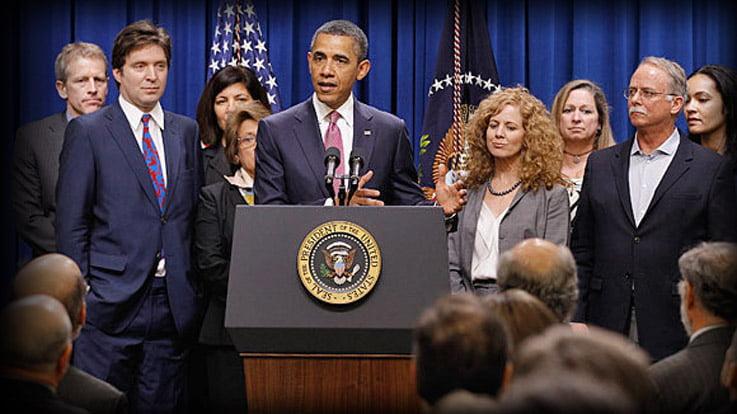 Realegerea lui Obama a adus pierderi de 26 mld. dolari bogatilor lumii in aceasta saptamana