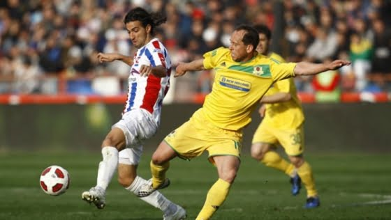 Si vasluienii au pierdut ritmul spre titlu: Otelul Galati – FC Vaslui 2-0 – VIDEO