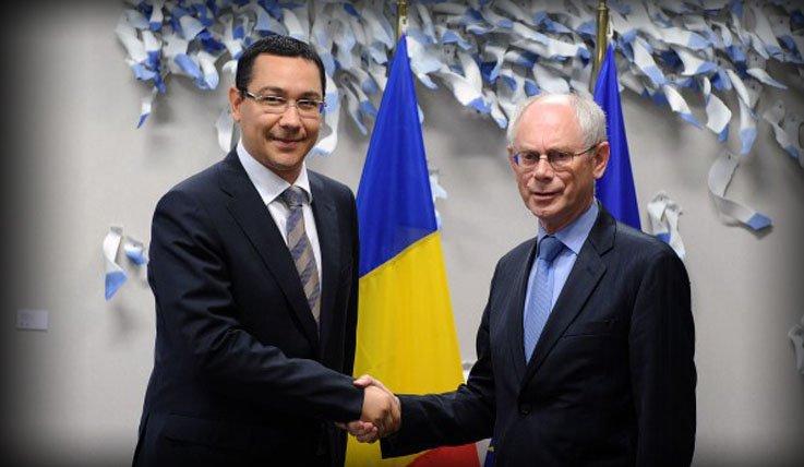 Van Rompuy vrea sa ne ia OPT MILIARDE de euro! Ponta il roaga pe Basescu sa voteze impotriva!