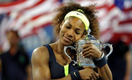 Serena Williams, jucatoarea WTA a anului
