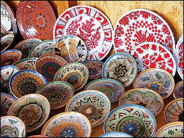 Ceramica de Horezu, inclusa de UNESCO in Patrimoniul Cultural Imaterial